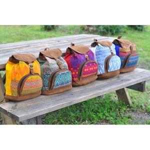 Camila•🇬🇹 artisan made backpack•
